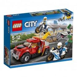 LEGO City Sleeptruck Probleem