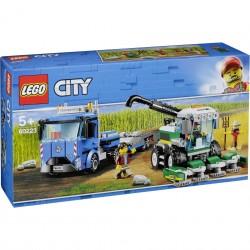 LEGO City Maaidorser Transport