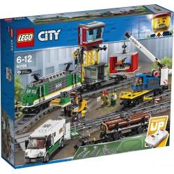 LEGO City Vrachttrein