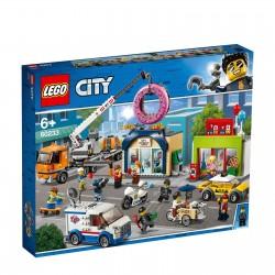 LEGO City Opening Donutwinkel