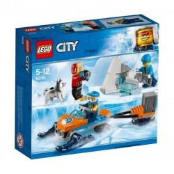 LEGO City Arctic Poolonderzoekersteam