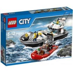 LEGO City Politie Patrouilleboot