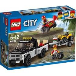 LEGO City ATV Raceteam