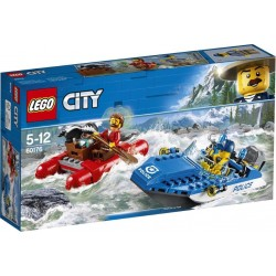 LEGO City Wilde Rivierontsnapping