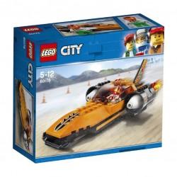 LEGO City Snelheidsrecordauto