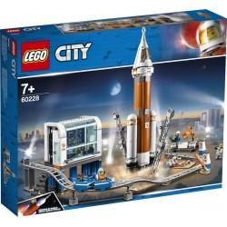 LEGO City Ruimteraket en Vluchtleiding